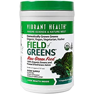 Vibrant Health - Field of Greens