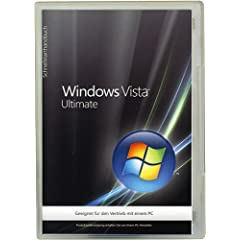 Windows Vista Ultimate 32 Bit OEM inkl. Service Pack 1