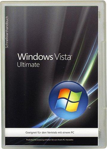 Скриншоты windows vista ultimate