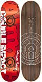 Almost Daewon Song Sloppy Seconds Double Impact 7.75 Skateboard Deck
