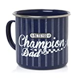 Me to You 1-Piece Tatty Teddy Champion Dad Enamel Mug