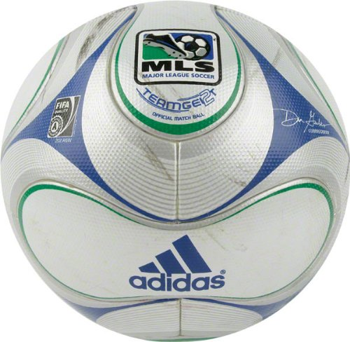 Colorado Rapids Game Used Soccer Ball