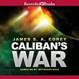 img - for Caliban's War: The Expanse, Book 2 book / textbook / text book
