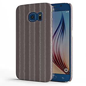 Koveru Back Cover Case for Samsung Galaxy S6 - Brown Swatches