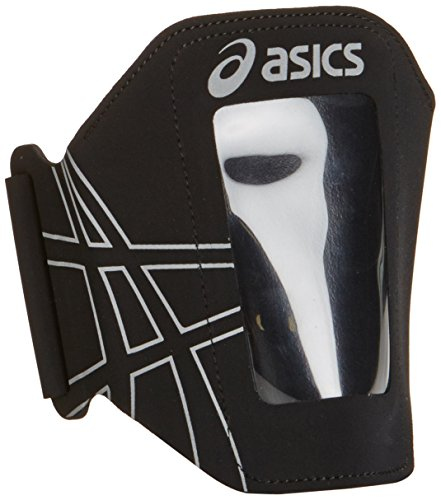 Asics custodia tasca da braccio per lettore mp3 - Performance black, Taglia 1