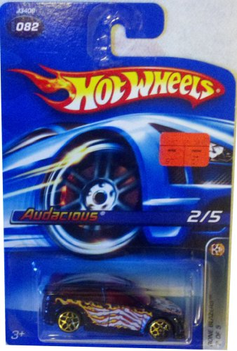 Hot Wheels 2006 Collector No. 082 - Audacious - Bone Blazers - 2 of 5 - 1