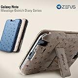ZENUS Galaxy Note SC-05D caseケース  (ベージュー)