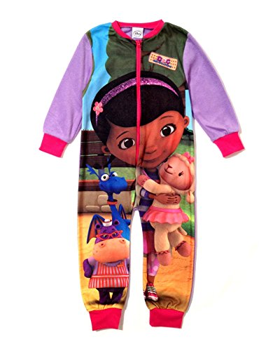 Various -  Pigiama intero  - Maniche lunghe  - ragazza multicolore Doc McStuffins - Hugging Lambie