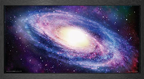 Spiral-Galaxy-Planet-Space-Nebula-Stars-Constellation-Inspirational-Decorative-Poster-Print