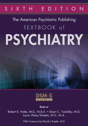 Textbook of Psychiatry of American Psychiatric Publishing, 5th Edition