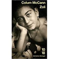 #3-Roman Rom : «Zoli» de Colum Mc Cann