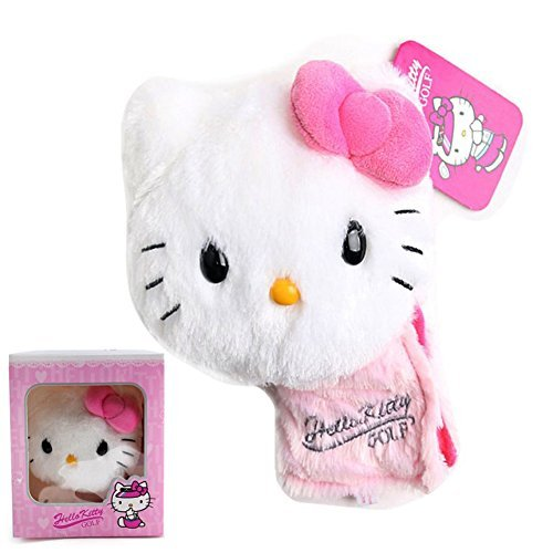 hello-kitty-funda-para-putter-de-golf-color-rosa
