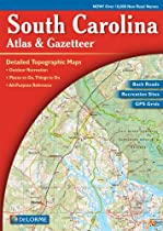 South Carolina Atlas & Gazetteer