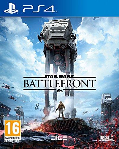 Bajada de precio temporal: Star Wars Battlefront para PS4
