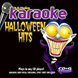 Various Artists DJ's Choice Karaoke Halloween Hits