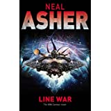 The Line War (Ian Cormac)by Neal Asher