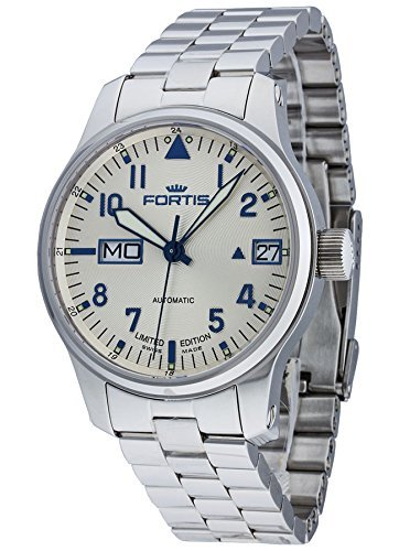 Fortis aviatis F de 43 Recon Big Day/Date Automatic - Limited Edition de 700.20.92 M