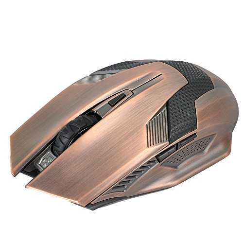 Semlos A-Jazz 6Keys 6D Usb Wireless Gaming Mouse Optical Computer Game Mouse 2.4G Wifi Wireless Mouse For Gamer