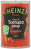 Heinz Classic Cream of Tomato Soup 300 g (Pack of 12)