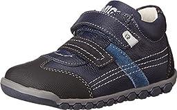 Primigi Kids Baby Boy\'s Heligan (Infant/Toddler) Blue 2 Sneaker 18 (US 2.5 Infant) M