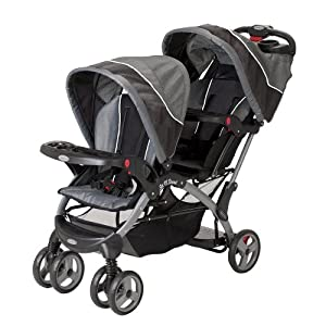 Baby Trend Eclipse Sit N Stand Double Stroller Edge