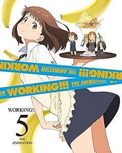 【Amazon.co.jp限定】WORKING!!! 5 (全巻購入特典:「足立慎吾描き下ろし全巻収納BOX」「描き下ろしB2タペストリー(ことり&まひる)」引換シリアルコード付)(完全生産限定版) [Blu-ray]