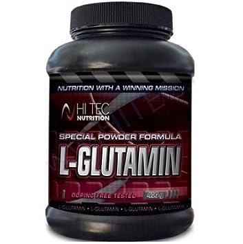 Pure L-Glutamin 400g Glutamin Glutamine peak L-Glutamine