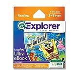 LeapFrog LeapPad Ultra eBook: Spongebob Squarepants Best Day Ever!