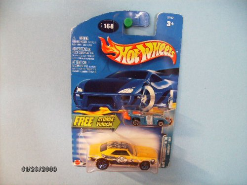 Hot Wheels 2003 Wastelanders Series 1967 Camaro #168 - 1