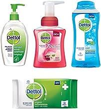 Dettol Hygiene Combo Pack