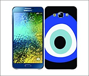 Galaxy Printed 1670 EVIL EYES Eccentricity Hard Cover for Samsung S3 NEO