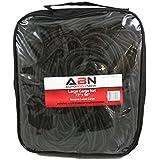 """ABN Heavy Duty Multi-Purpose Cargo Net with Nylon Hooks (72"""" x 96"""")"""