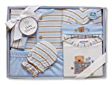 Baby Starters 5-piece Take Me Home Set, Blue, 0-6 Months