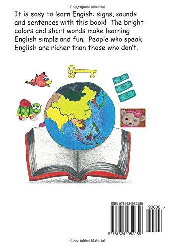 Easy  English! Signs,  Sounds & Sentences  - Volume 1: A5