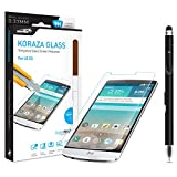 Lg G3 Screen Protector Tempered Glass Sentey® Koraza 9h 0.33mm Ls-11501 Bundle with Free Metal Stylus Touch Screen Pen {Lifetime Warranty}