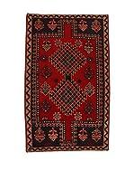 Kilim Carpets by Jalal Alfombra I Shiraz (Rojo/Azul)