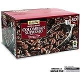 Daily Chef Colombian Supremo Coffee Single Serve Cups 80ct