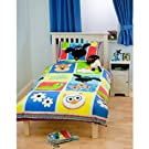 Childrens/Kids Boys Character Timmy Time Quilt/Duvet Cover Bedding Set