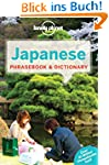 Japanese Phrasebook & Dictionary (Lon...