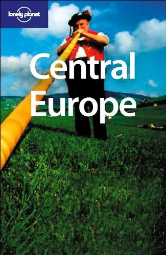 Lonely Planet Central Europe (Multi Country Travel Guide)