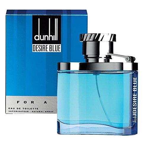 Alfred Dunhill Desire Blue, Eau De Toilette da uomo, 50 ml