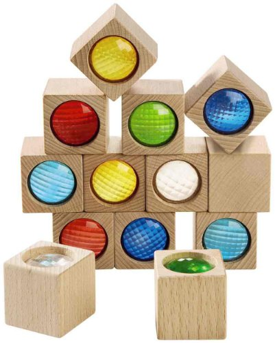Haba Kaleidoscopic Blocks Accessory Pack