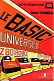 img - for Le basic universel book / textbook / text book