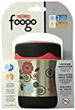 Thermos FOOGO Stainless Steel Food Jar, Poppy Patch, 10 Ounce