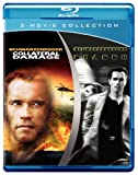 Eraser & Collateral Damage [Blu-ray] [US Import]