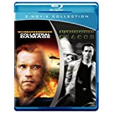 Eraser & Collateral Damage [Blu-ray] [Import]by Arnold Schwarzenegger