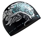 TYR Tiger Style Silicone Cap