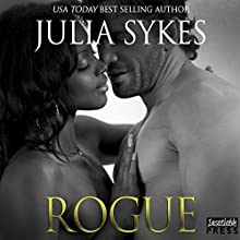 Rogue: Impossible, Book 3 Audiobook by Julia Sykes Narrated by Scarlett Day, Jason Winters