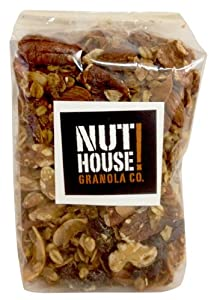 Nut House Granola Co. Granola 16 Oz. Bag ( 1 bag )