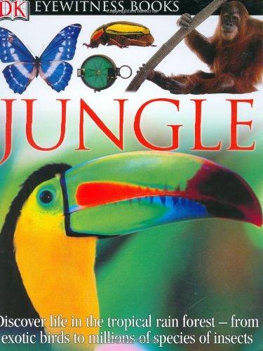 Jungle (DK Eyewitness Books)